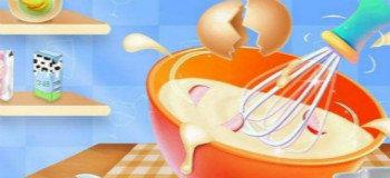 模拟美食游戏