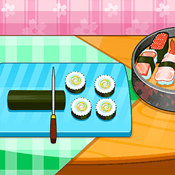 寿司制作商店