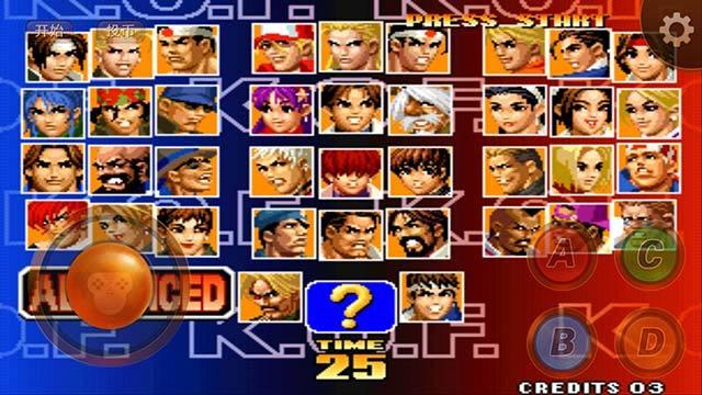 拳皇98汉化版