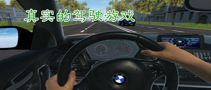 真实的驾驶游戏
