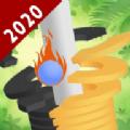 堆栈炸弹球森林