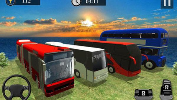 越野巴士模拟器2020截图