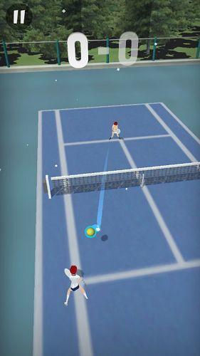 網球公主截圖