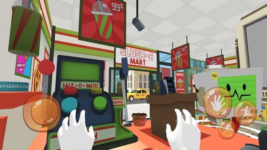 便利店工作模拟器