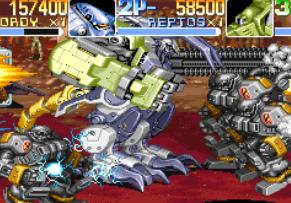 机甲战士2重制版