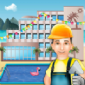 建立岛屿度假村