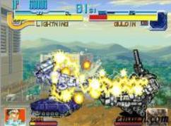 机甲战士2无限弹版