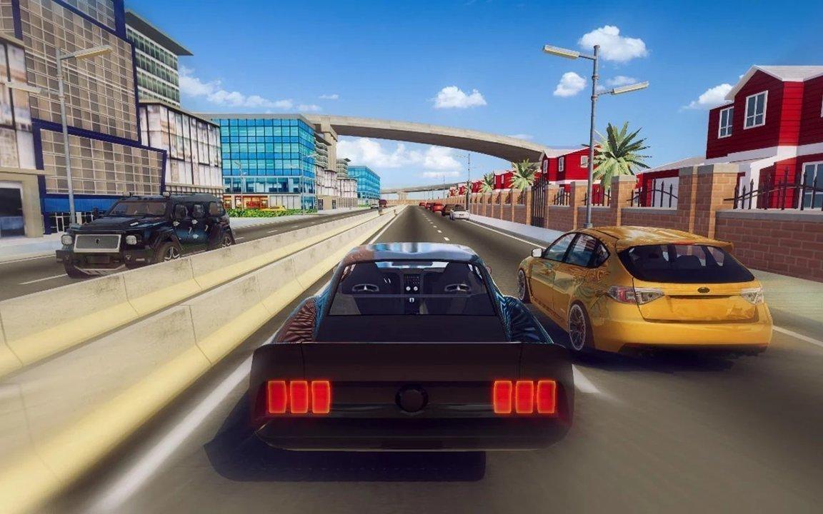 城市驾驶学校模拟器2020