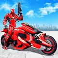未来摩托机器人2020