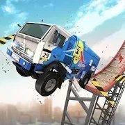 卡车花式飞跃