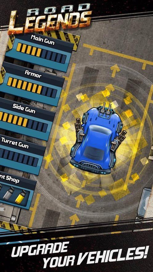 極限競速汽車IOS版截圖