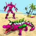 机器人鳄鱼模拟器破解版