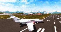 模拟飞机驾驶的游戏