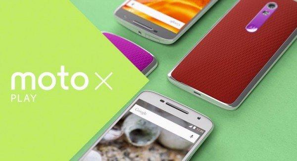 Moto X Play刷机包