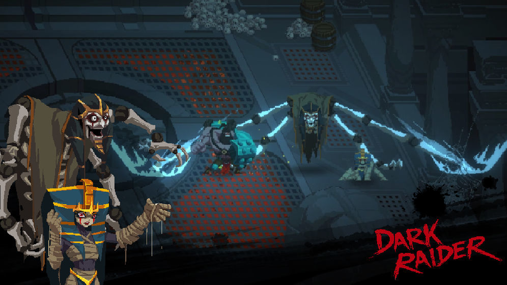 Dark Raider中文版