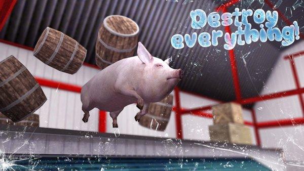 豬的一生模擬器介紹