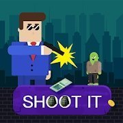 用枪射击游戏