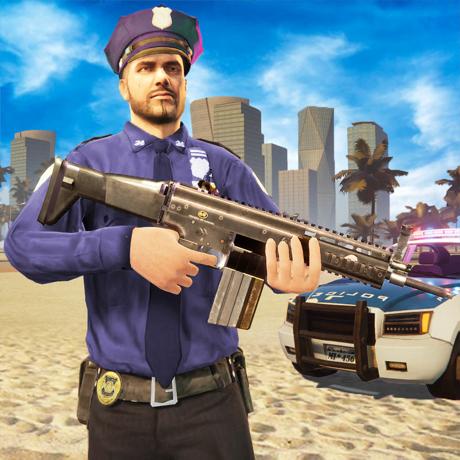罪犯市警察官