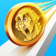 硬币向前冲