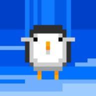 企鹅要起飞