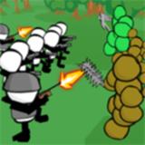 火柴人全面戰爭模擬器游戲