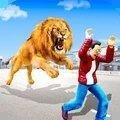 憤怒的獅子模擬游戲