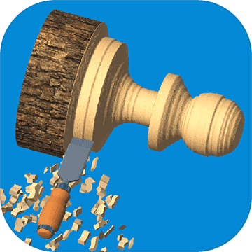 超级木旋3D版木工高手