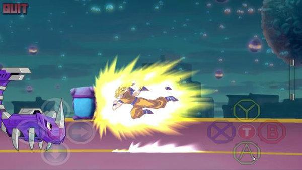 超級龍珠戰士3破解版截圖