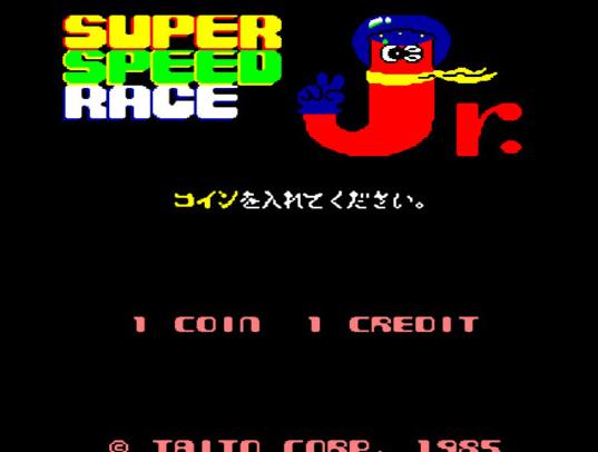 超速赛车JR