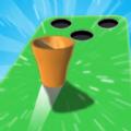 投掷杯子3D