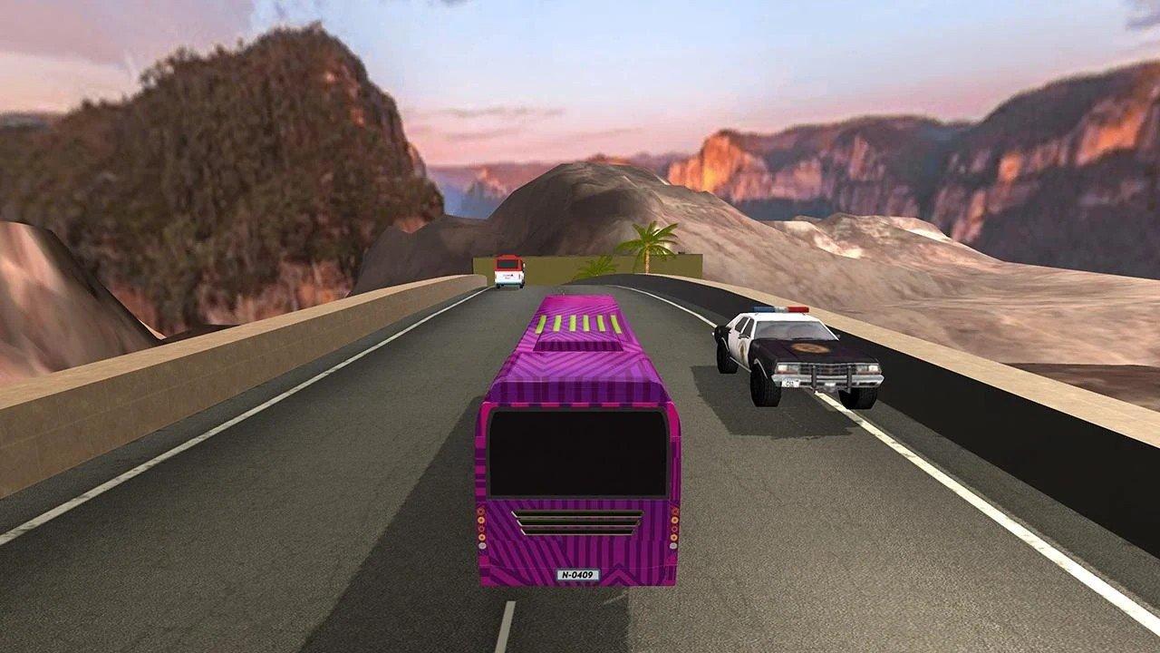 山地巴士比賽2020 最新版