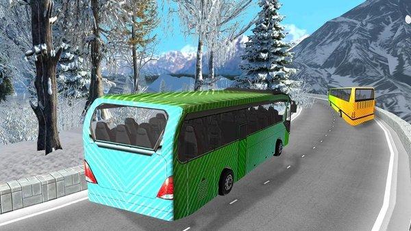 山地巴士比赛2020最新版截图