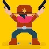 牛仔英雄先生