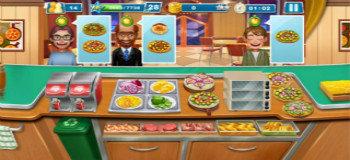 模拟餐厅游戏大全