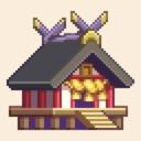 像素神社游戏