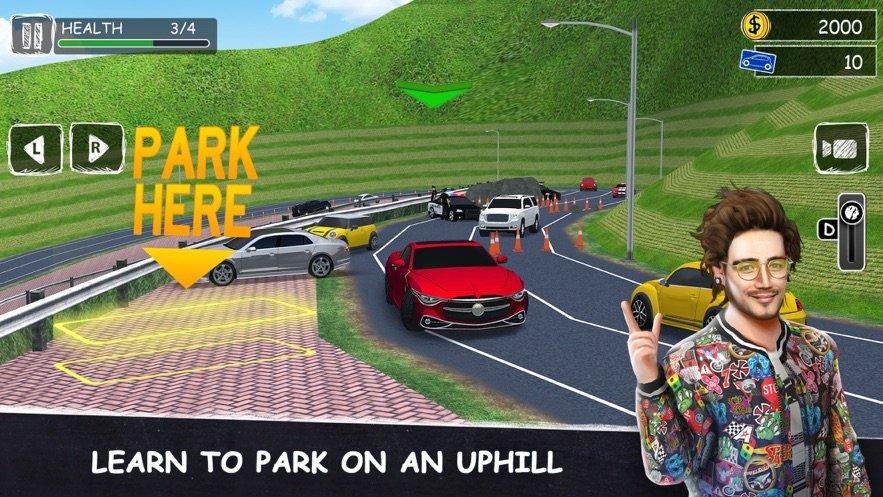 停车教授3D汉化版