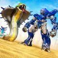 未来派蛇机器人战争