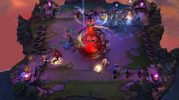 Teamfight Tactics补充