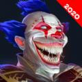 小丑可怕的人质生存