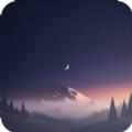 月圓之夜獨徘徊
