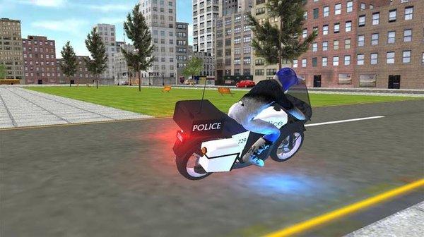 摩托車警察2020截圖