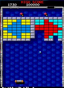 打砖块DOH复仇世界版