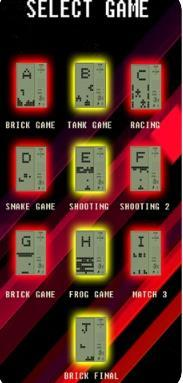 90年代经典游戏1合10