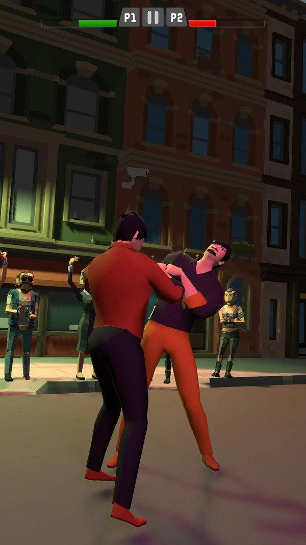 街头打架俱乐部