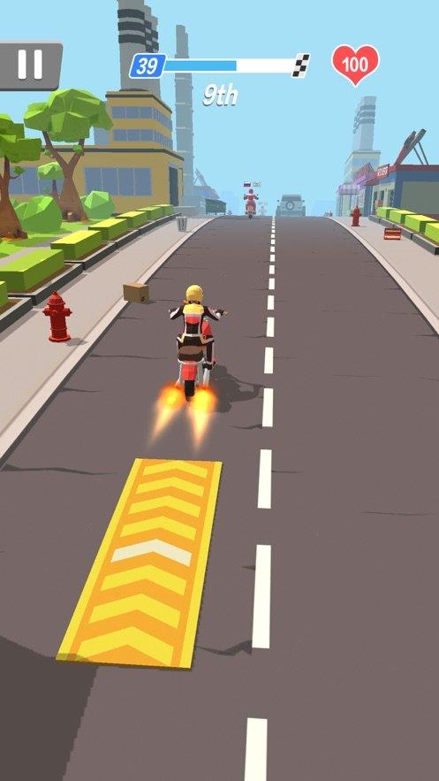 暴力飞车摩托iOS版