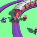 开火车去旅行