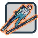 滑雪跳跃最新版