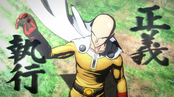 一拳超人:无名英雄
