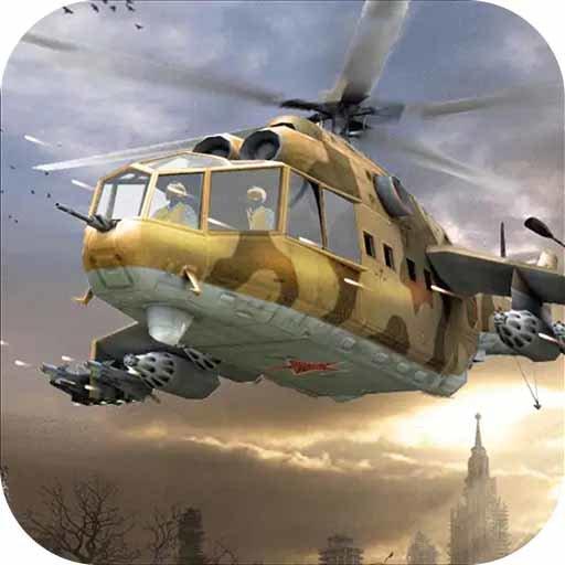 模拟直升机空战安卓版
