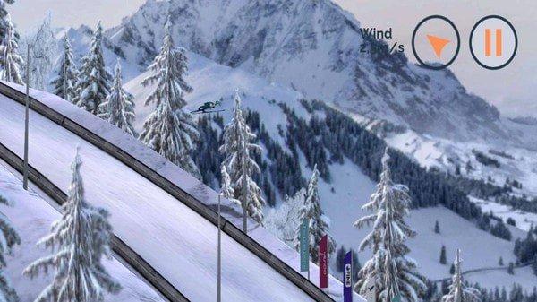 滑雪跳跃补充